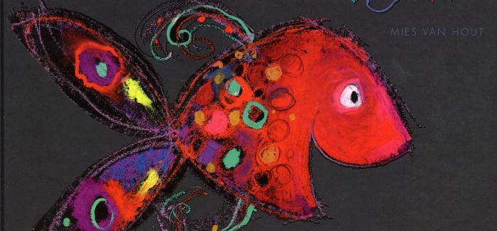 Mies van Hout: 'Mijn nieuwe stijl is minder vooropgezet, en dat heeft effect op de tekeningen.'