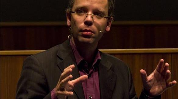Mathijs Sanders: hoogleraar moderne Nederlandse letterkunde