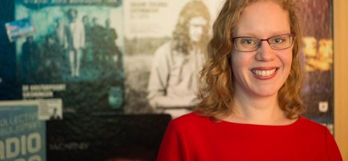 """Fleur van der Bij: """"Taal houdt stigma geestesziektes in stand."""""""