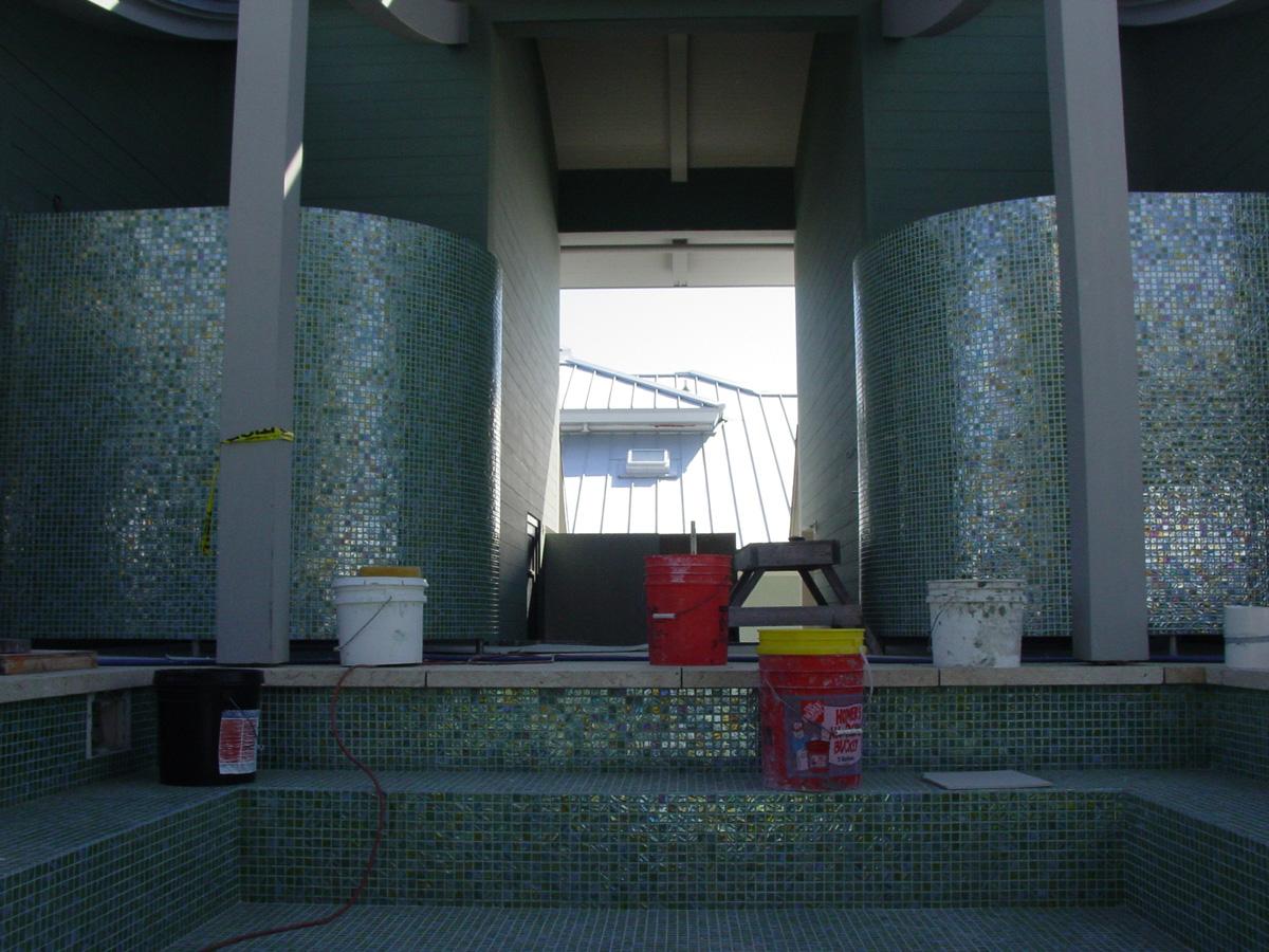 vidrepur titanium 741 all tile swimming pool