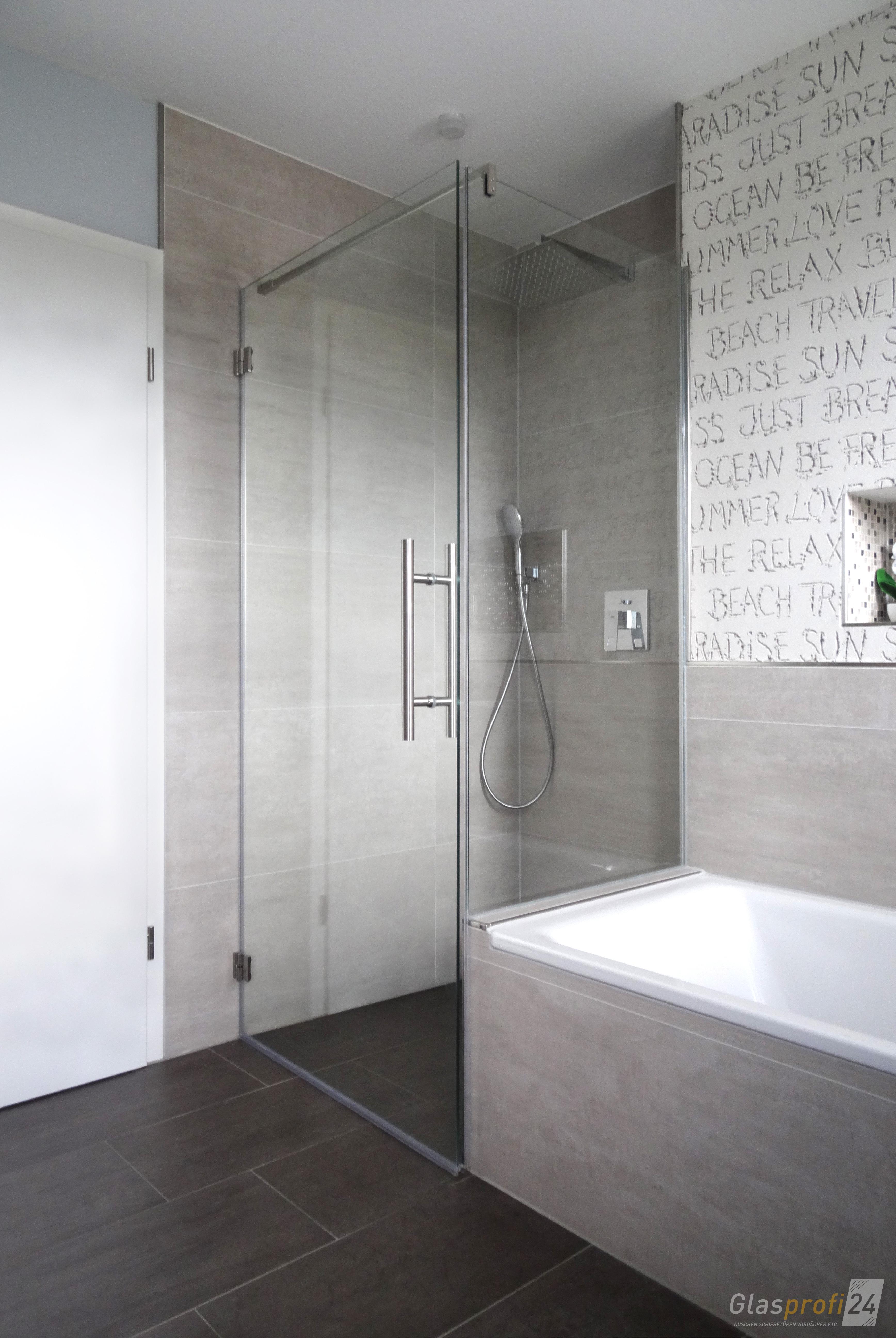 Dusche An Badewanne
