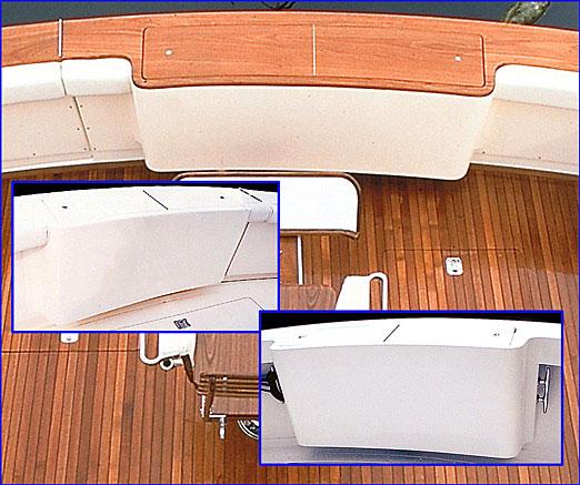 Bertram Yachts Amp Boats Transom Fish Tanks Miami