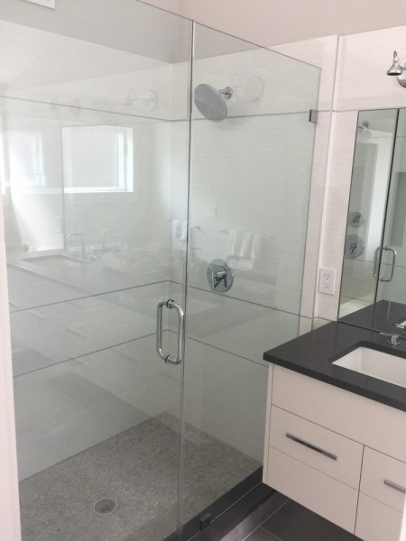 Shower Glass - Glass & Mirror
