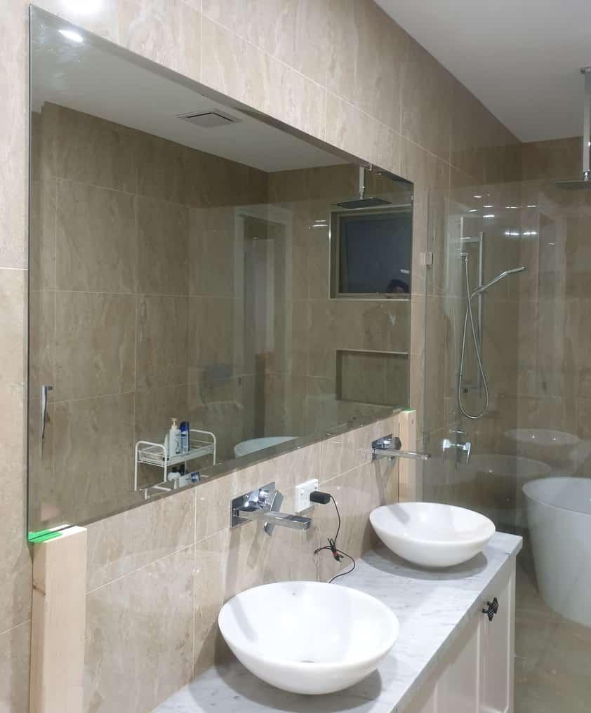 bathroom vanity mirror inside house mirror