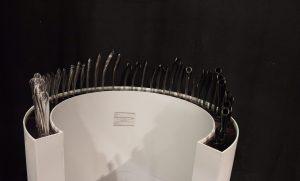 A Sea of Horns, detail
