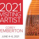 Chrysler Museum Glass Studio - 2021 Visiting Artist: Corey Pemberton