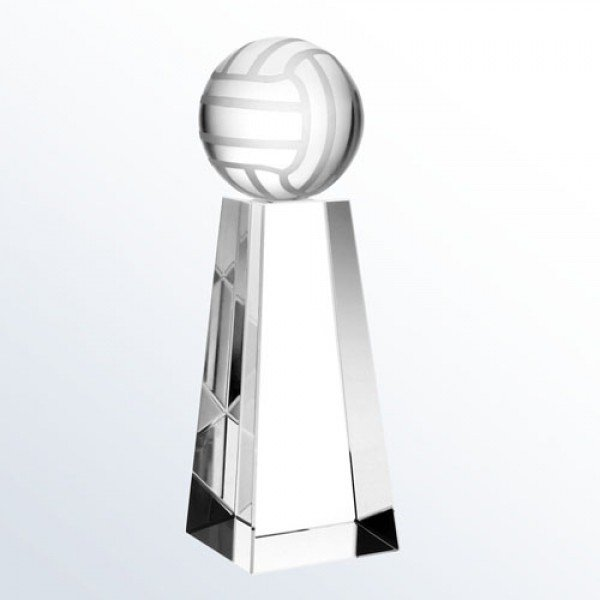 Championship Volleyball Trophy