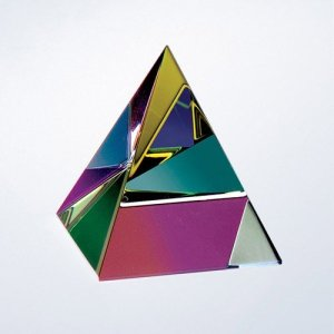 Pyramid-Colour Coated