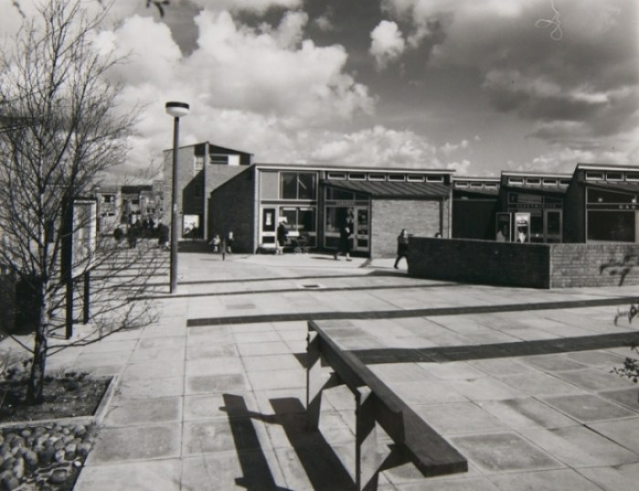 Skelmersdale: A New Town