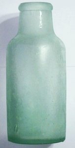 CBM-marked pickle / Chow chow jar, type made in Great Britain