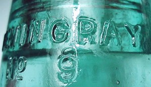 Double-stamped 9 mold