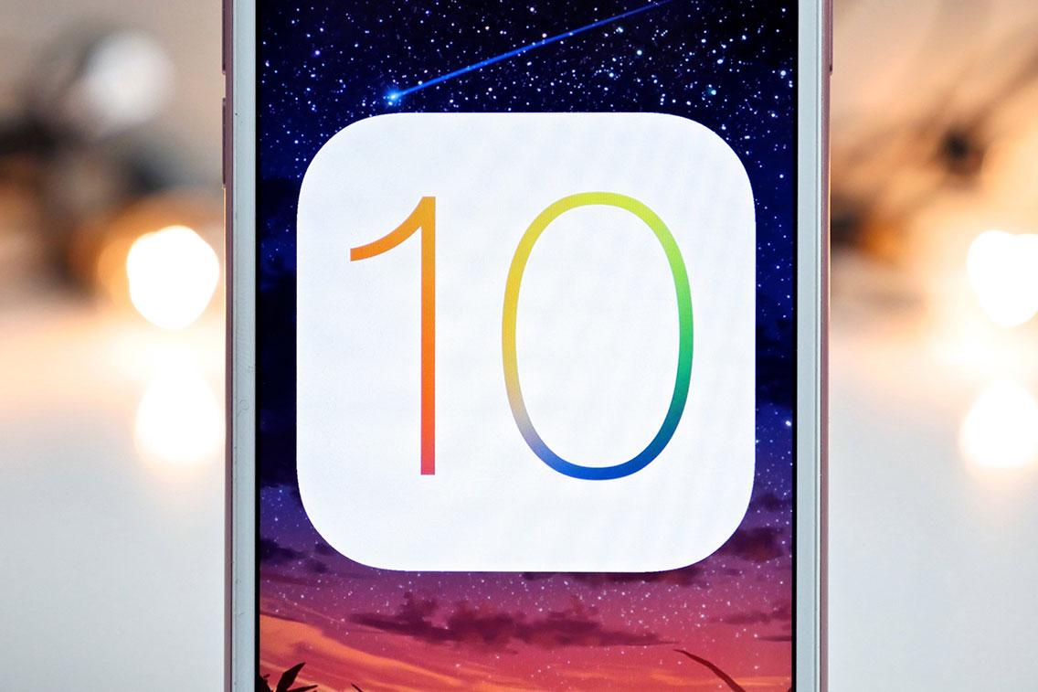 nou iOS 10