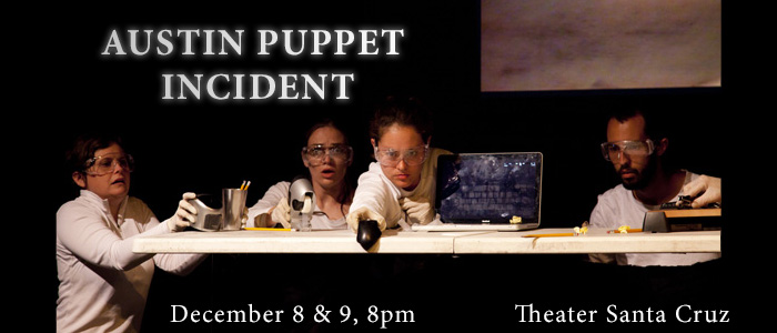 Austin Puppet Incident 2017