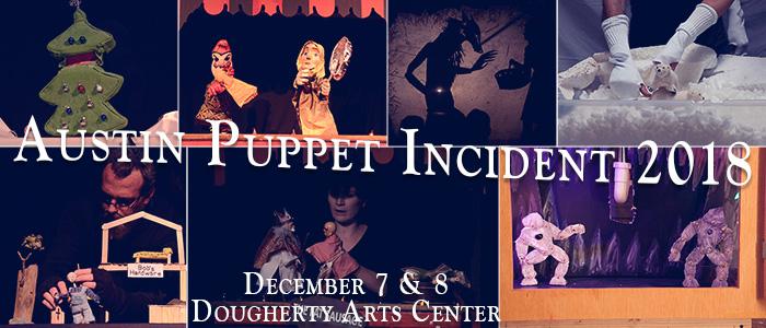 Austin Puppet Incident 2018