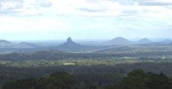 Panarama Views of Beerwah