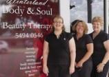 Hinterland Body and Soul Jen Lynelle Shannon