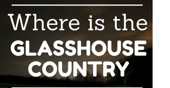 Where is Glasshouse Country?