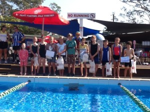 Kids Triathlon Beerwah Saturday 20th October 2012