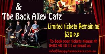 Band: The Back Alley Catz