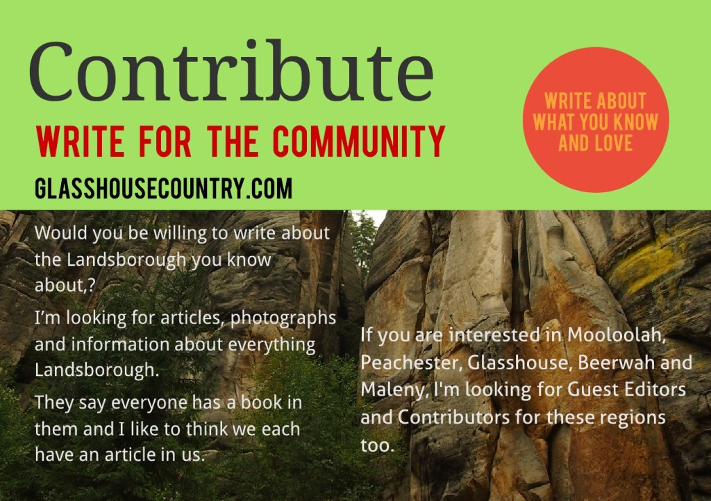Write about Landsborough