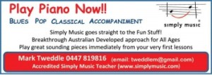 Mark Tweddle Music Teacher