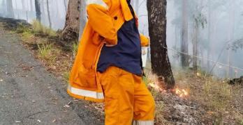 Fire Danger Suggestion by Ben (Rural Fire Service, Landsborough)