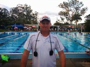 Brendan Roser from Beerwah Swimming Pool