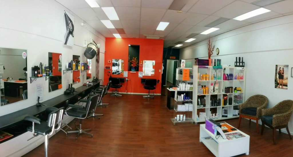 Inside Beerwah Hair and Beauty 2014