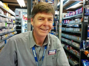 Meet Bill from Burson Auto Parts Beerwah