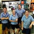 Meet the Team - The Helpful Handful at Coochin Creek Co-Op Beerwah September 2014