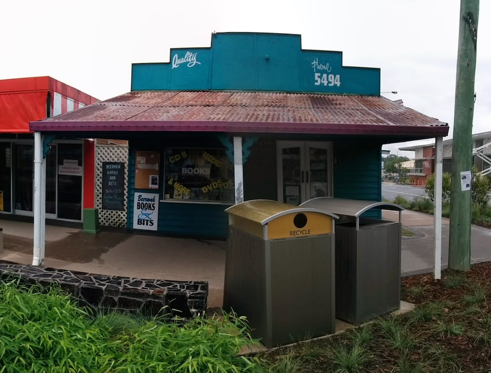 Beerwah Book and Bits - Font of Store 2014