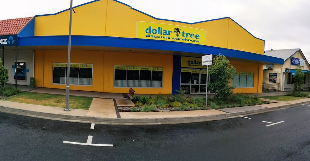 Dollar Tree Discount Warehouse Beerwah 2014