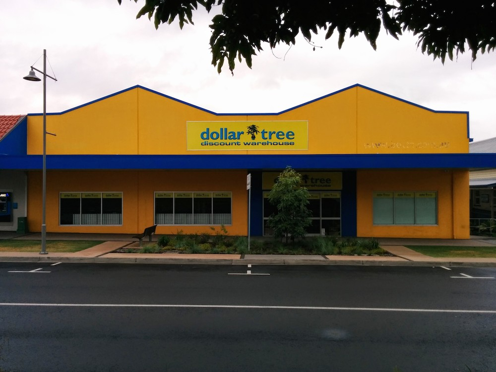 Dollar Tree in Beerwah 2014