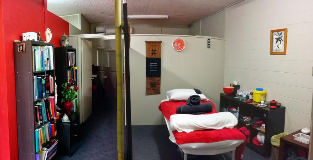 Inside Soulqi Acupuncture & Massage 2014