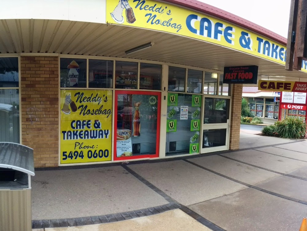 Nedys Nosebag Cafe and Takeaway 2014