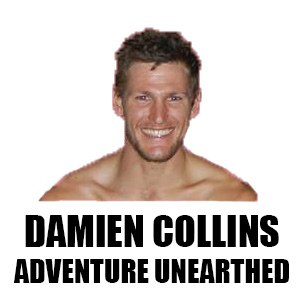 Ad 300x300 Damian Collins Adventure Uneathed
