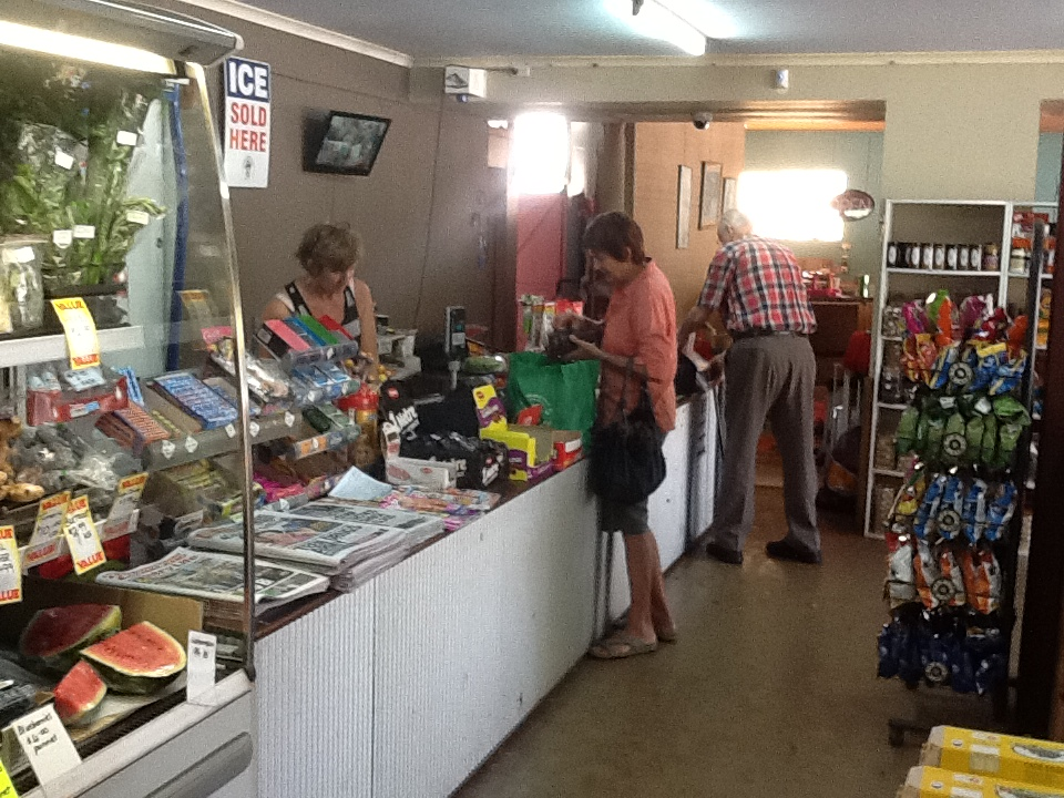 Frohloff Fruit Barn October 2012 The Front Counter