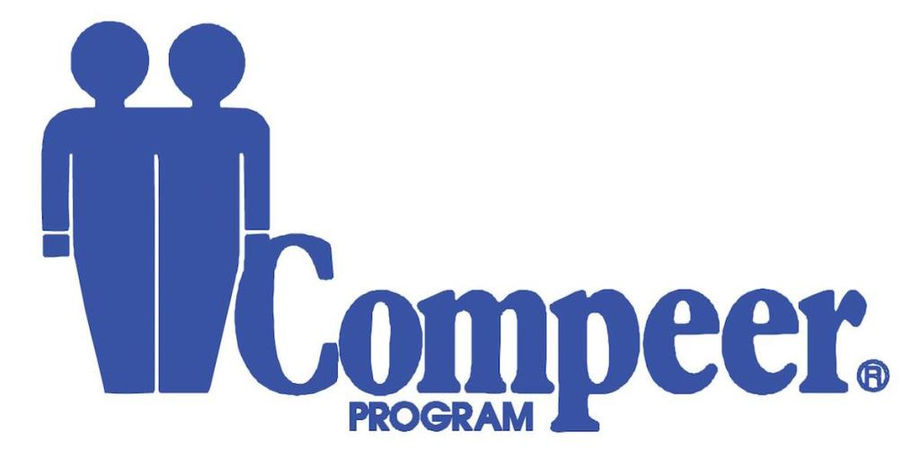 compeer volunteer program logo