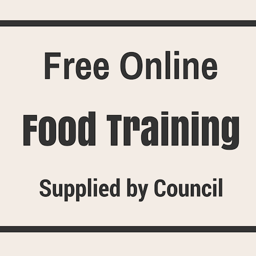 Free Online Food Training