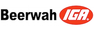 Ad Beerwah IGA 300x100