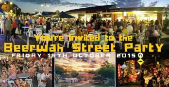 Beerwah Street Party