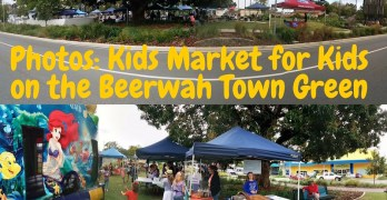 Photos: QCWA Kids Market for Kids September 2015