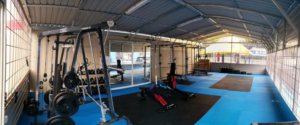 Hinterland Boxing Club New Gym