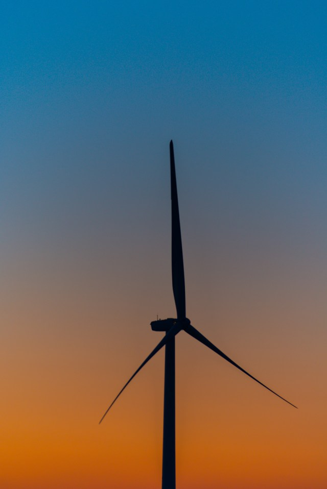 Windmill Sunset, by Joe Clark www.glasslakesphotography.com