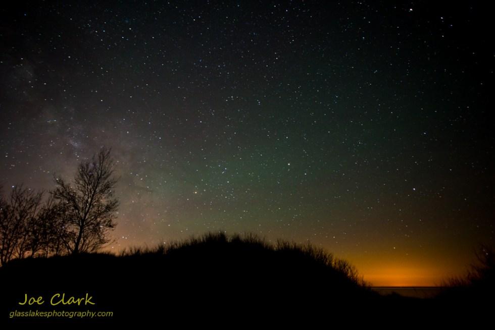 Light over Ludington by Joe Clark www.glasslakesphotography.com