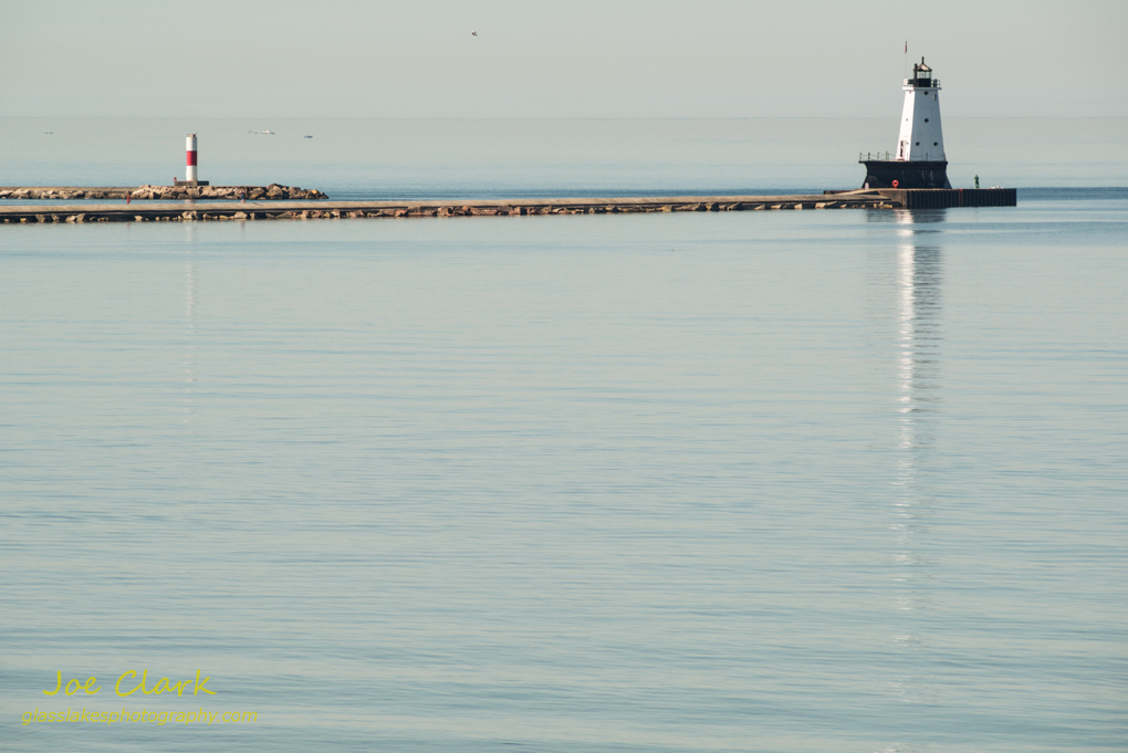 Ludington Lights by Joe Clark www.glasslakesphotography.com