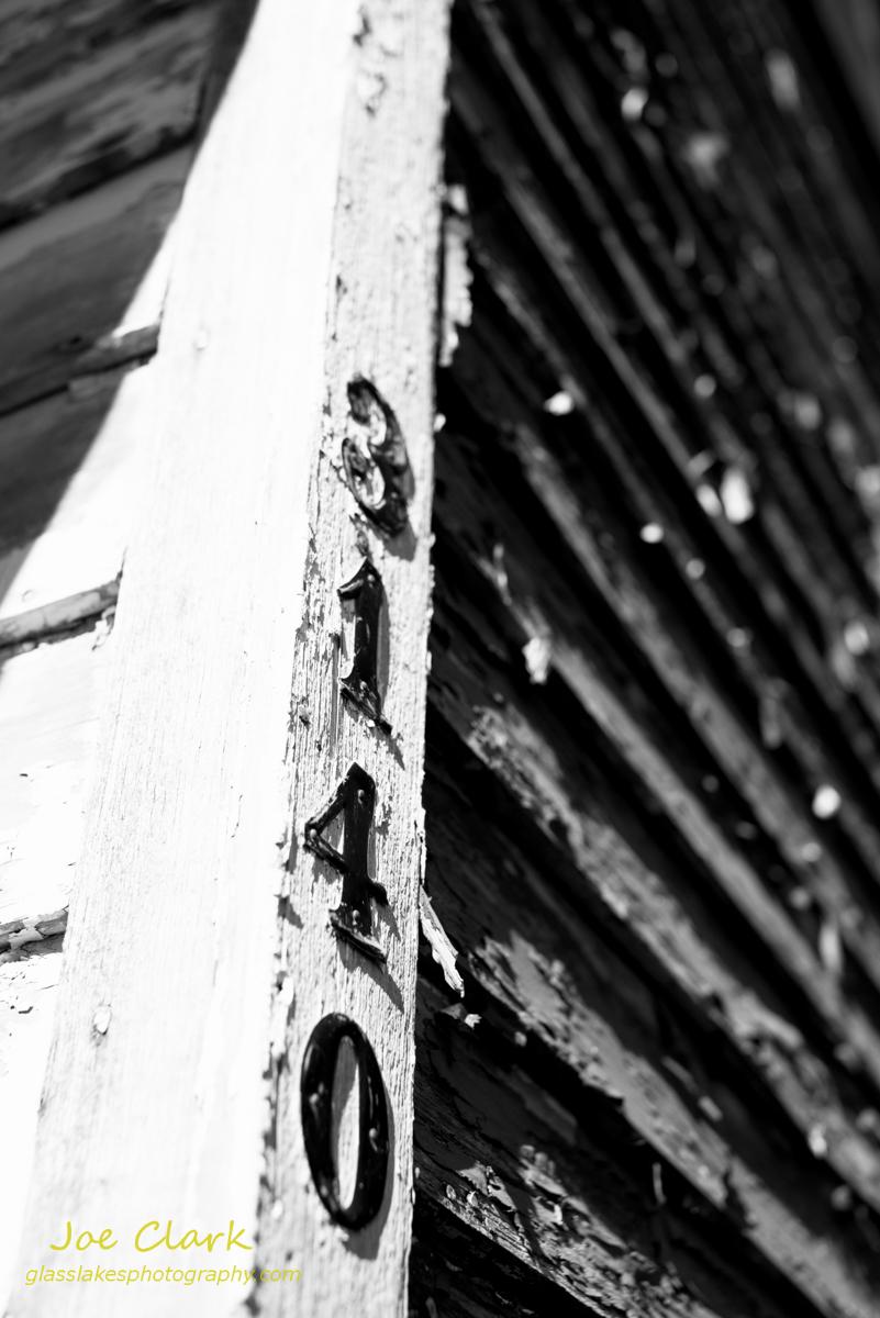 Empty buildings sit around the national park by Joe Clark glasslakesphotography.com