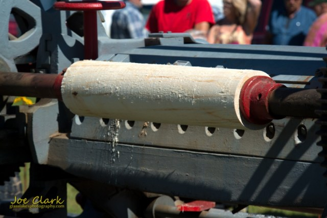 Veneer mill at the octagon barn festival by Joe Clark www.glasslakesphotography.com