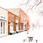 A picinic in the park in Petoskey by Joe Clark www.glasslakesphotography.com