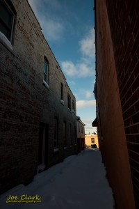 Alley Way by Joe Clark